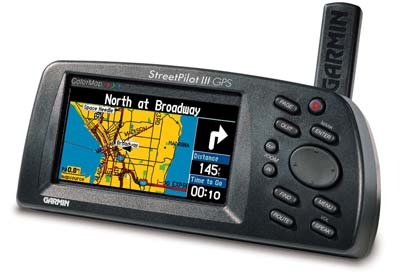 GPS Units and Accessories