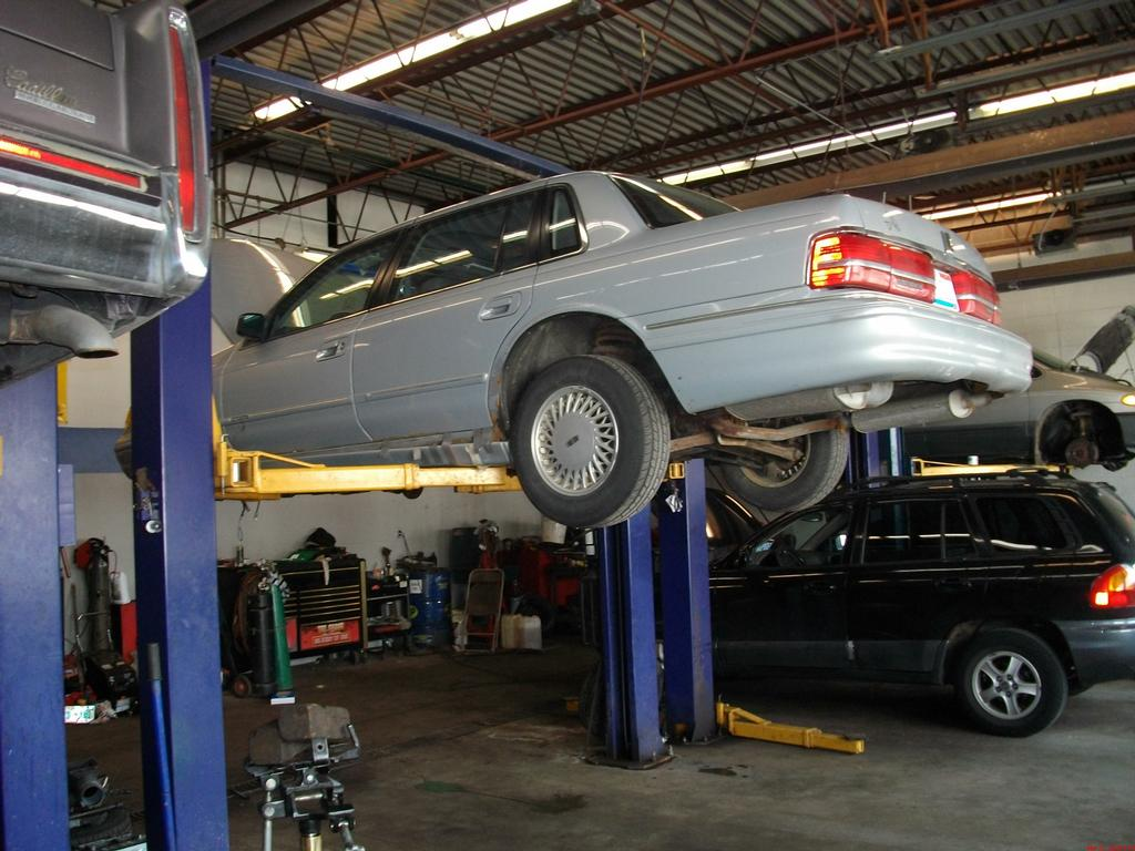 How to Select a Good Car Repair Shop