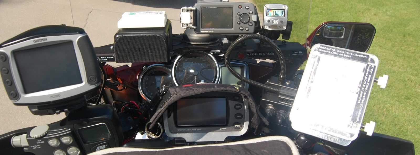Factors to Consider When Choosing a Motorcycle GPS