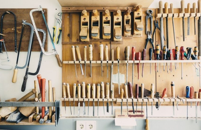workshop tools and equipment